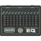 MXR M-108 10-Band Graphic Equalizer